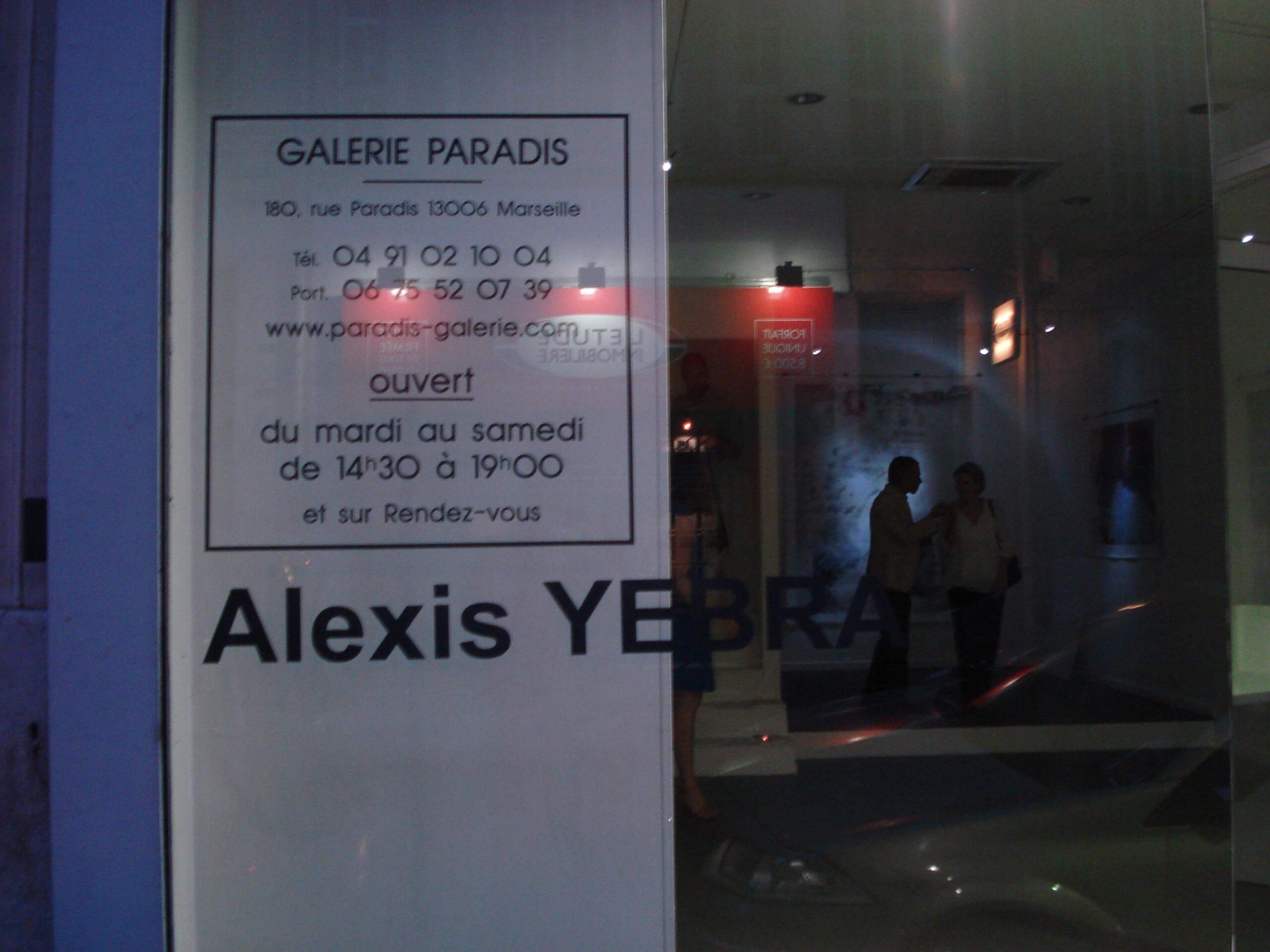 Paradis gallery