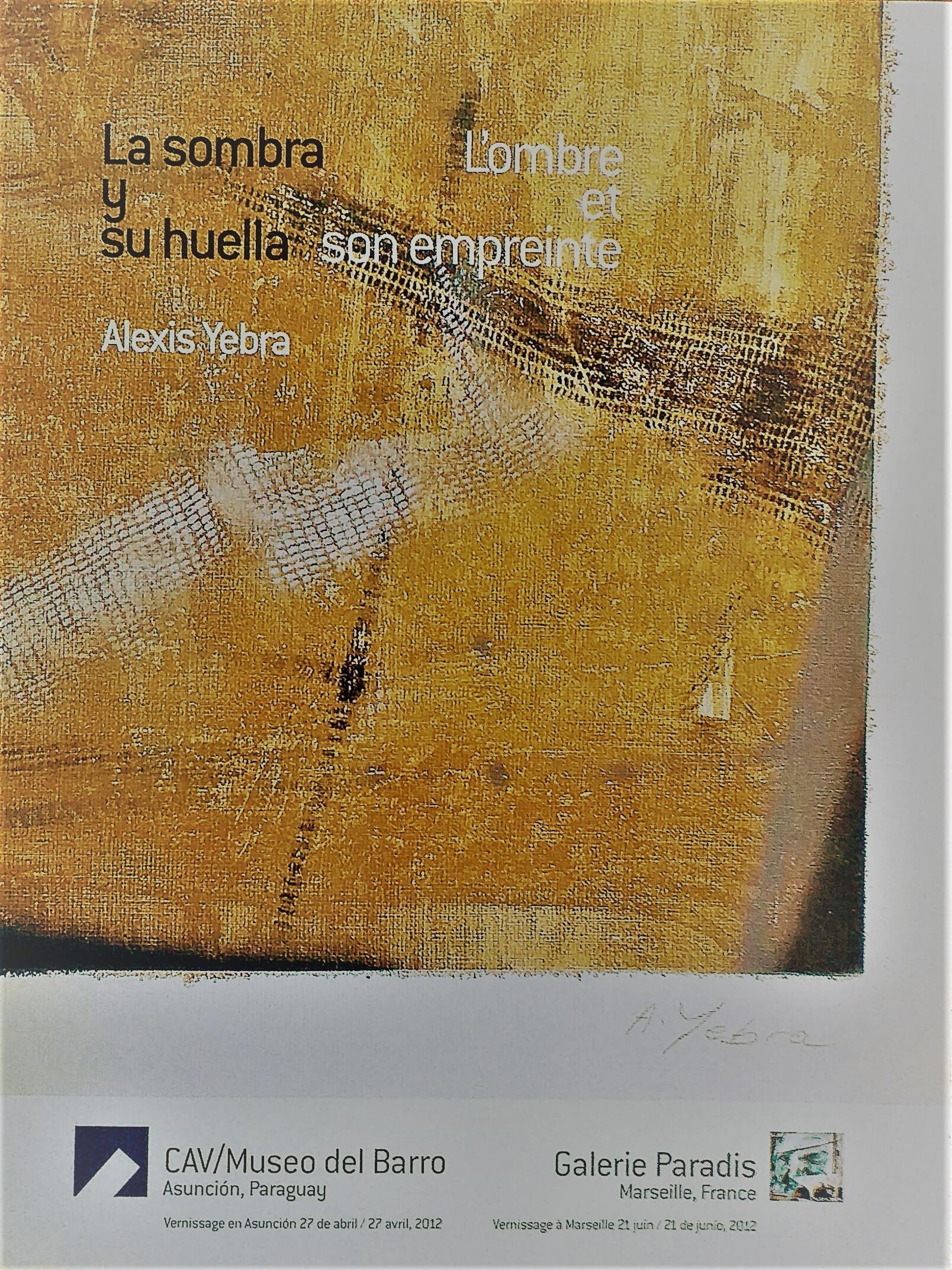 exposition brochure